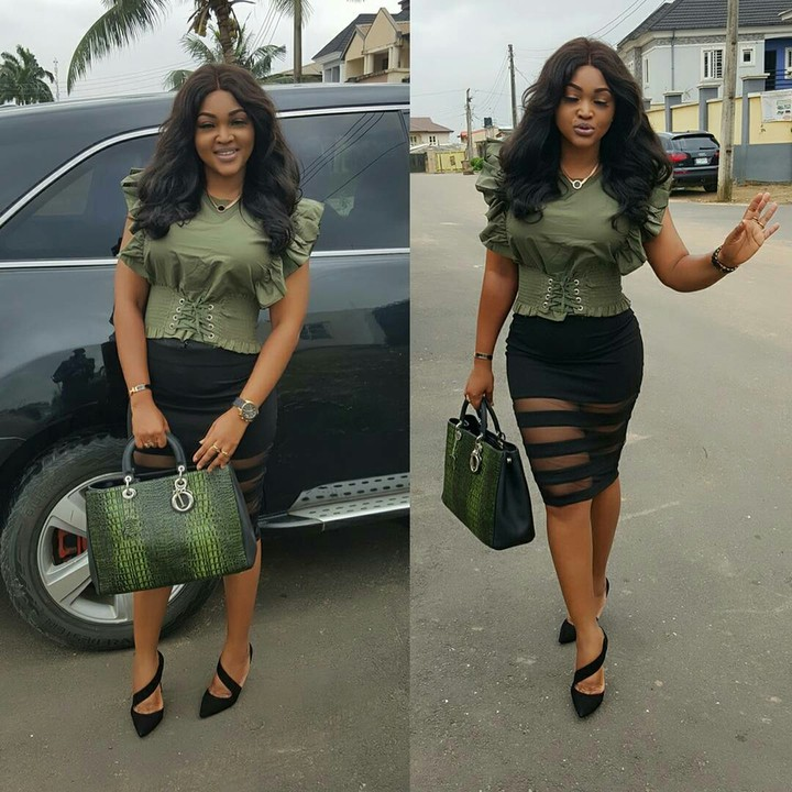 Queen Of Slayers Actress Mercy Aigbe Looking H0t In New Photos