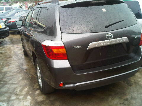 2011 Toyota Corolla For Sale >> Toyota Highlander 2008 For Sale @ Cheap Price. - Autos ...