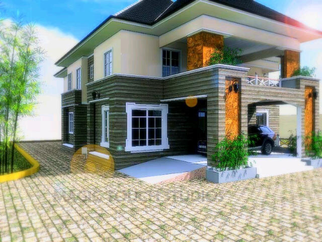 Architectural designs for nairalanders who want to build for 4 bedroom duplex design