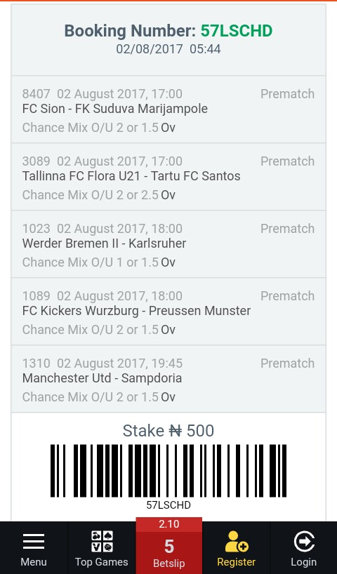 Free Tips Daily  Free Odds And More - Sports - Nigeria