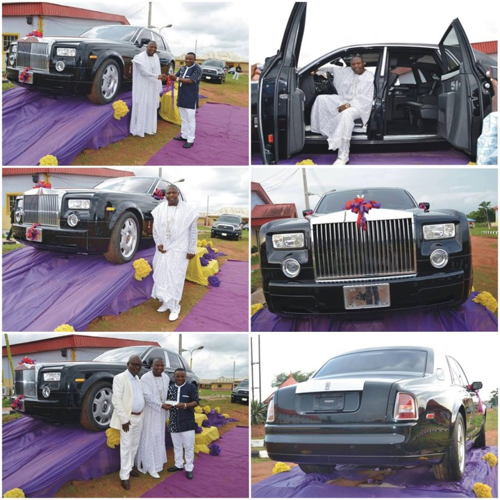 """Why I Use The Most Exotic Cars In The World"""" – Bishop Tom Samson (Pics)"""