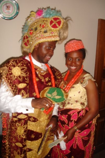 Traditional Eastern Ijaw Attire In Pictures