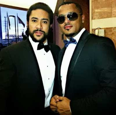 "Majid Michel To Van Vicker On His Birthday ""At 50 I Look Better Than You At 40"""