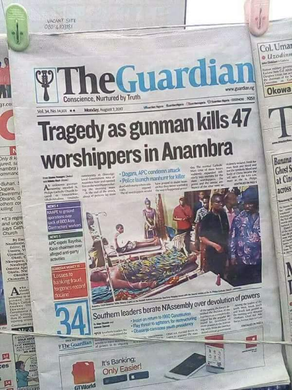 Daily Trust Nigerian Newspapers Online Today