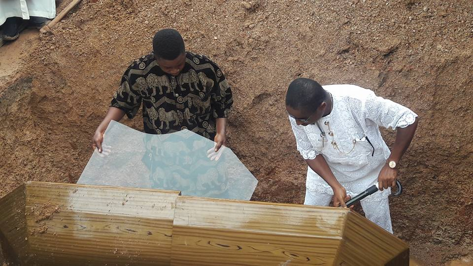 My Father Told Me To Bury Him With This Whenever He Dies - Man Reveals [Photos]