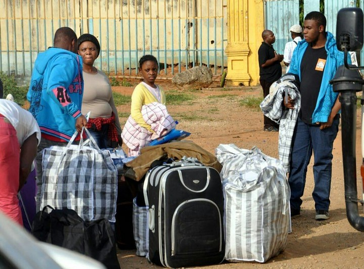 41 Nigerians Deported From Germany, Switzerland, Four Others