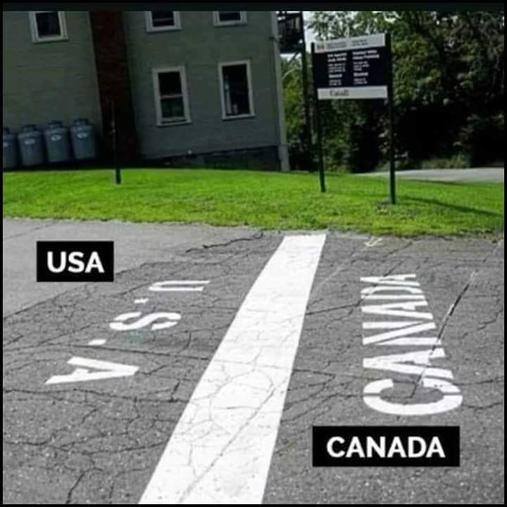 Some Interesting Borders Around The World (Photos)