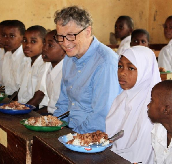 World's Richest Man, Bill Gates Joins Instagram! Check Out His First Post (Photos)