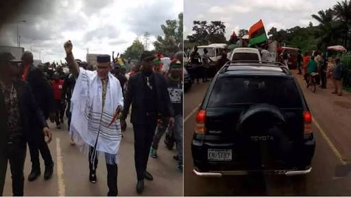 Nnamdi Kanu Has Violated Bail Conditions – FG