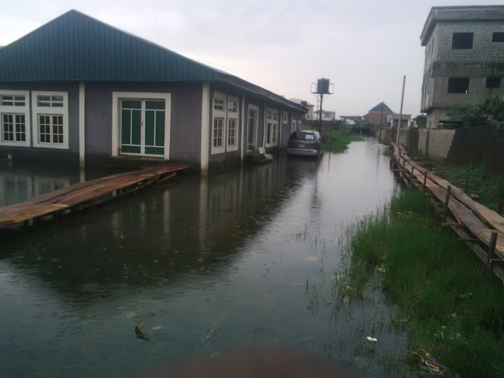 Photos of What Flood Has Done To People's Properties In Rivers State