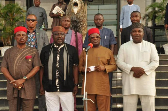 Arewa Quit Notice: Traditional Rulers Want Igbos To Invest In Southeast