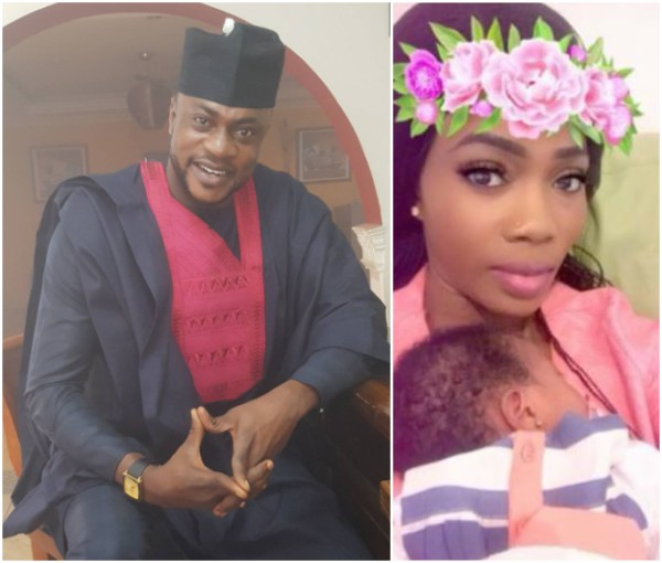 Odunlade Adekola Responds To News Of Welcoming Baby With Bukola Adeeyo