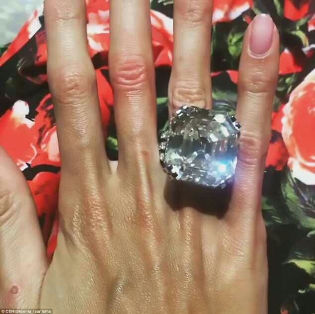 3Billion Naira Engagement Ring, This Is What It Looks Like(Photos)