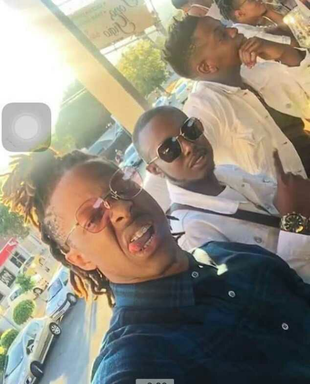 """They Keep On Talking, We Keep On Rolling"" - Robert Mugabe's Sons"
