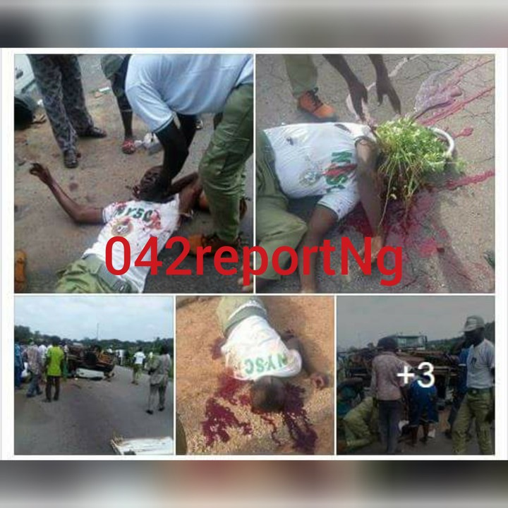 Enugu Corpers Die On Their Way From Camp To Place Of Primary Assignment