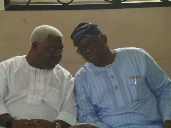 Fayose At PDP South-West Reconciliation Committee Meeting In Ekiti (Photos)