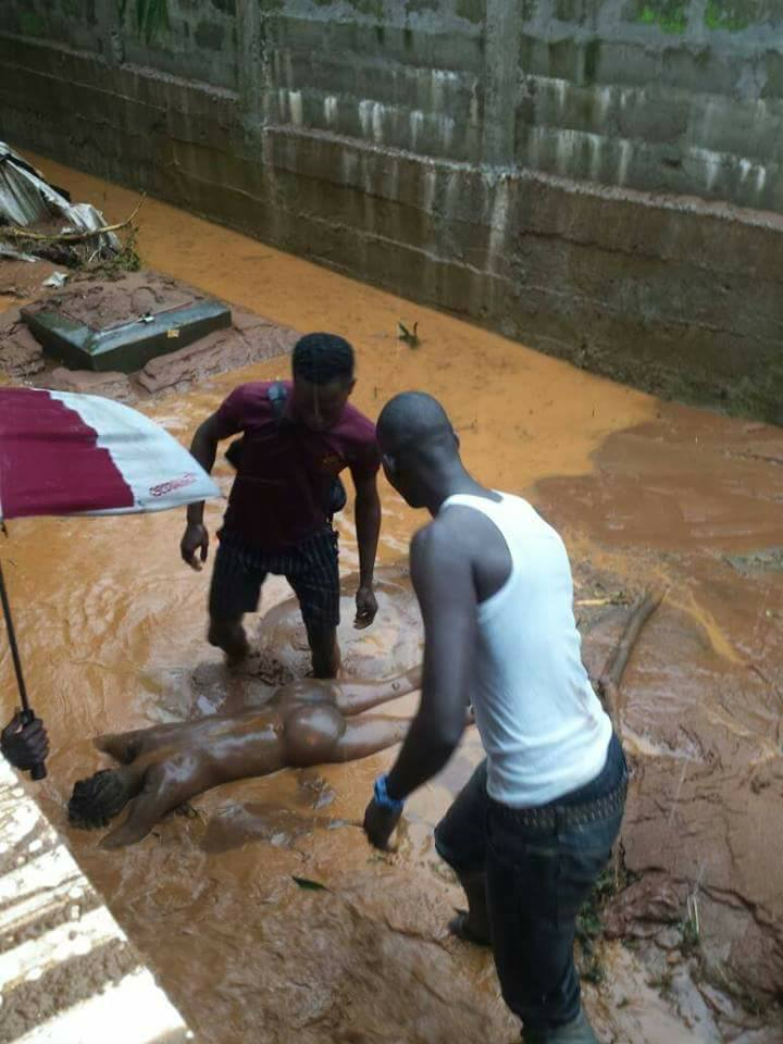 Over 400 People Dead And 600 Missing In Sierra Leone Mudslide (graphic Pics) - Foreign Affairs