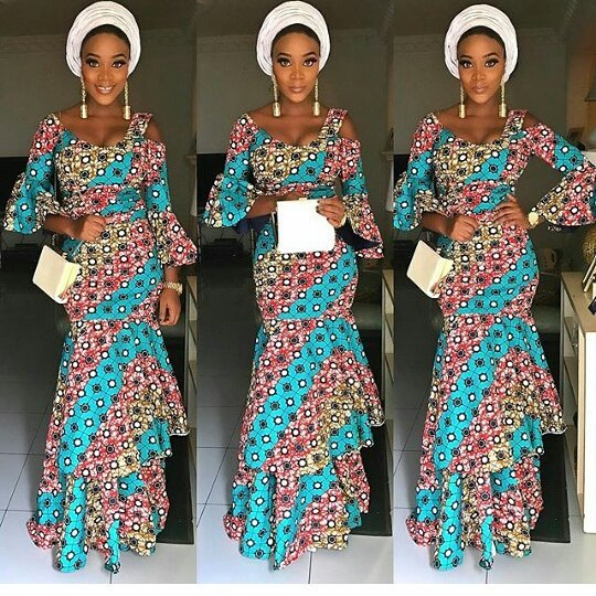 Latest Ankara Gown Styles And Designs Fashion Nigeria