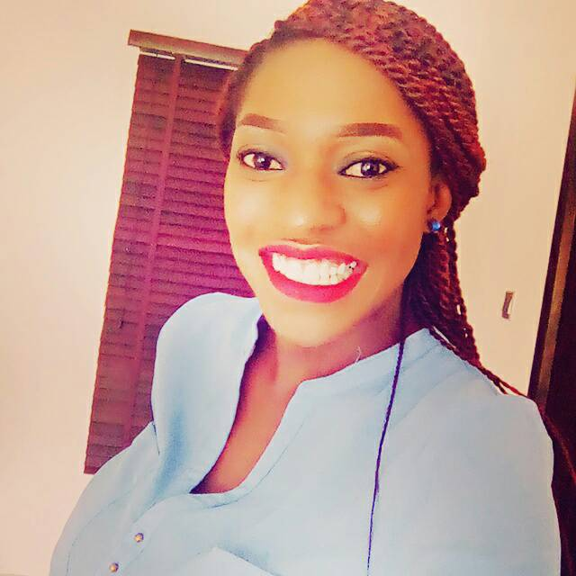 Pictures Of The OAU Student Who Wrote A Project On 'Jenifa's Diary English' Went Viral