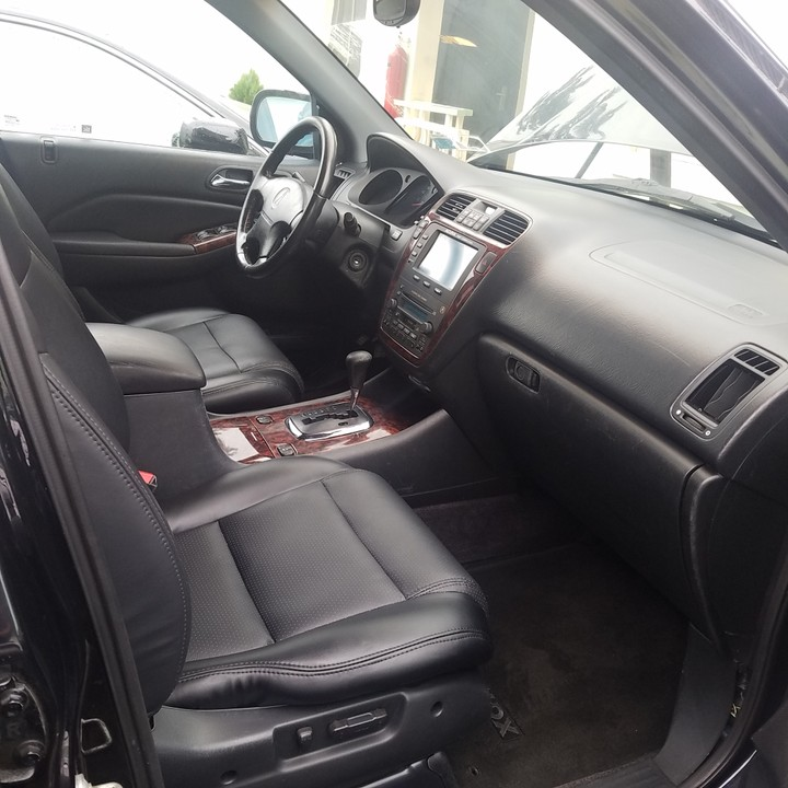 SOLD....Tin-can Cleared 2002 Acura MDX Touring