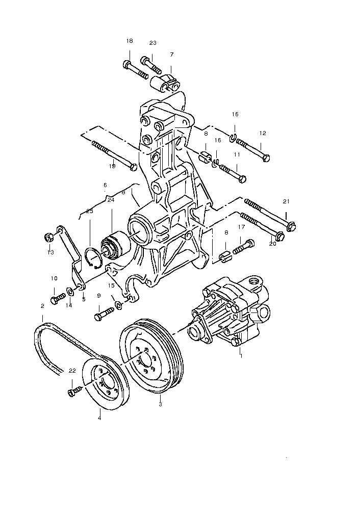 Vane Pump Diagram Vane Pump 1 Vane Pump Drive