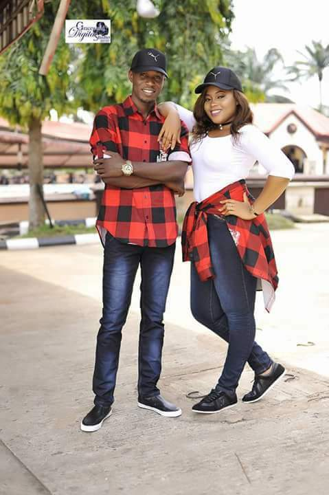Check Out Staunch Catholic Couple's Godly Pre-Wedding Pictures