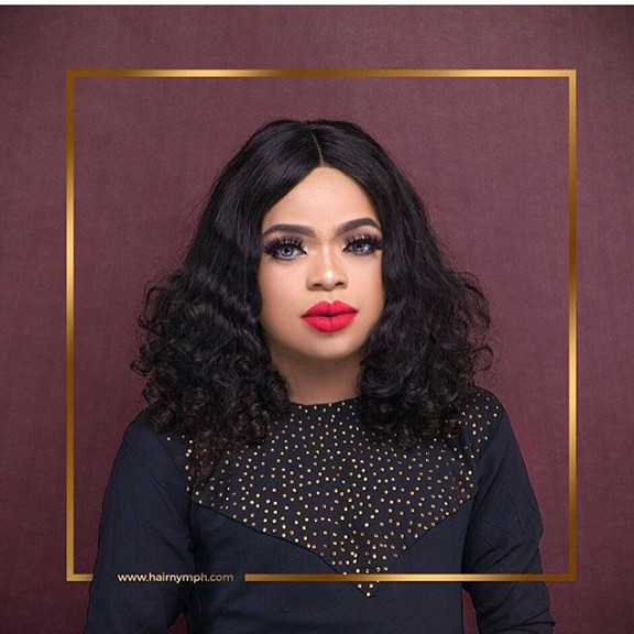 Bobrisky Signs Contract Worth Millions With Hairnyph As Their ...