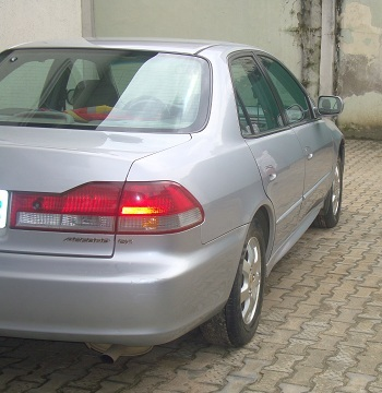 2002 honda accord ex for sale sold sold autos nigeria. Black Bedroom Furniture Sets. Home Design Ideas
