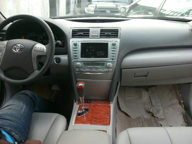 2008 toyota camry xle v6 engine navigation system. Black Bedroom Furniture Sets. Home Design Ideas