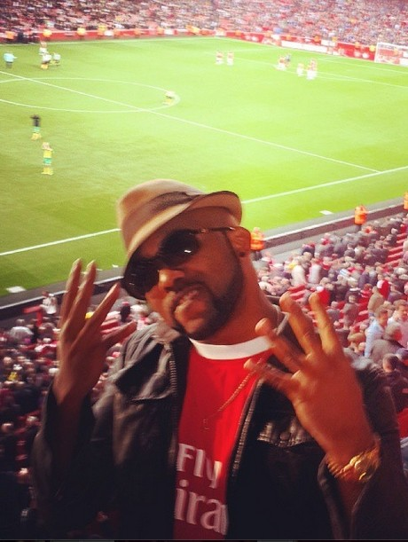 Arsenal legend Thierry Henry visits Nigeria, speaks about ...