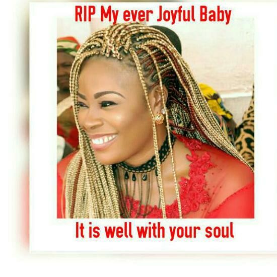 Obituary Of Lady About To Wed Drowned By Flood At Adoration Ministry, Anambra (Pics)