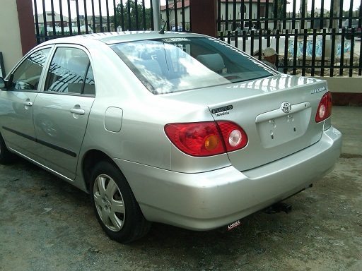 sold toyota corolla ce 2004 for sale sold autos nigeria. Black Bedroom Furniture Sets. Home Design Ideas