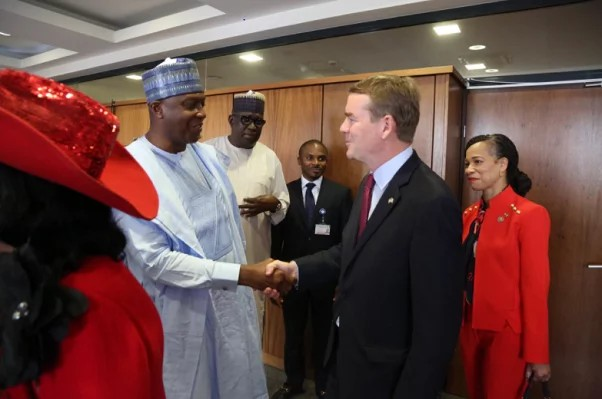Fighting Insurgency: US Agrees To Sell Arms To Nigeria