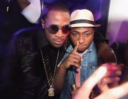"""How I Signed Davido With Rolex Wristwatch"" - D'banj (Video)"