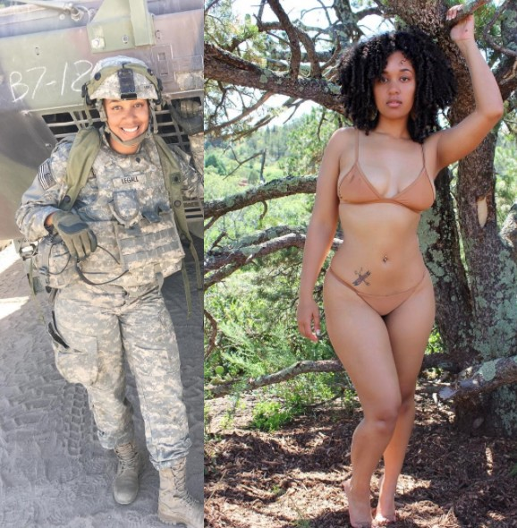Soldier female sexy Solve Israel's