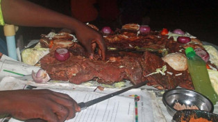 Suya man who allegedly tried to use 4-year old girl to prepare Suya pleads guilt