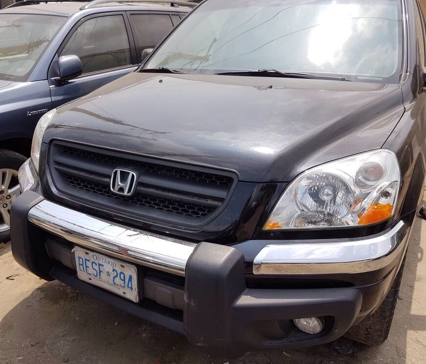 Honda Pilot 2005/06 Fulloption Clean Toks...2.4m