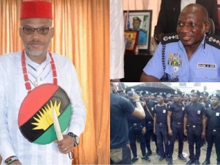 Just in: Army deserter who allegedly trains IPOBmembers arrested in Anambra