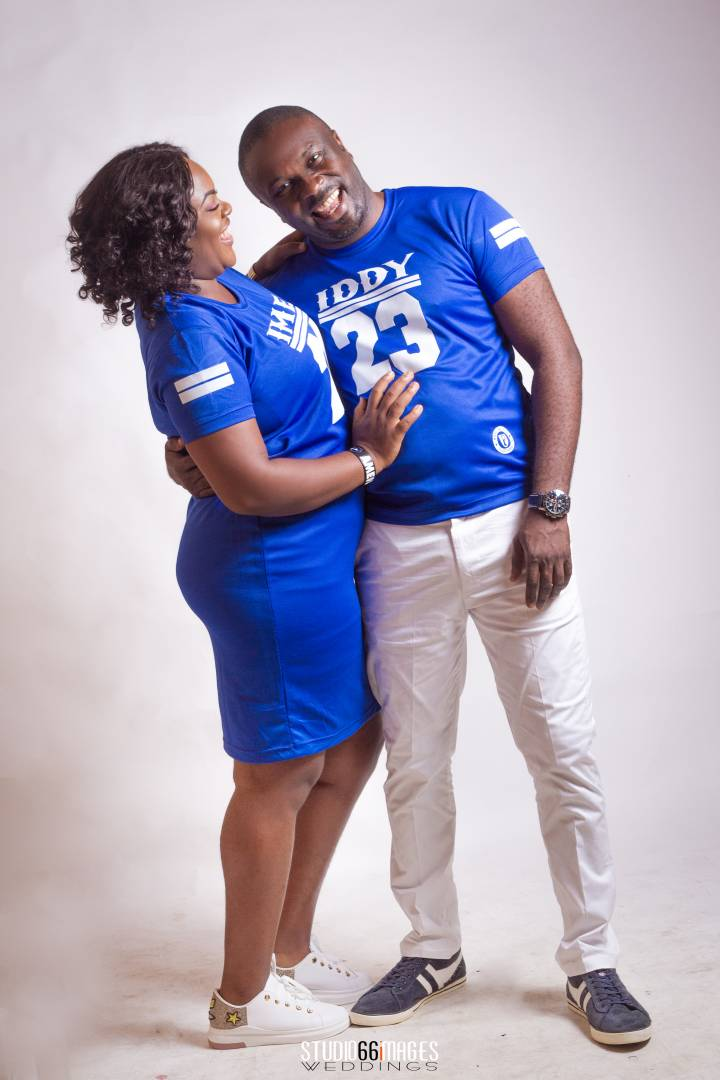A Nairalander Quits Bachelorhood With Lovely Prewedding