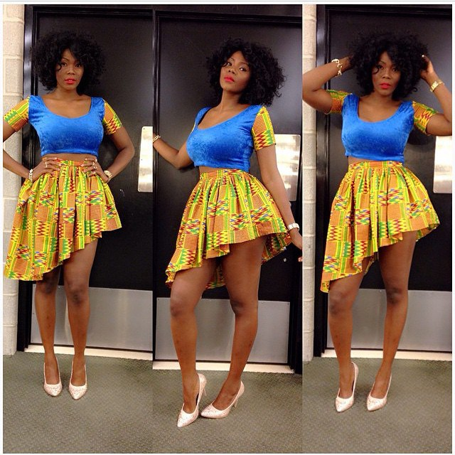 19 Latest And Sexy Ankara Short Gown For Ladies In 2017 Fashion