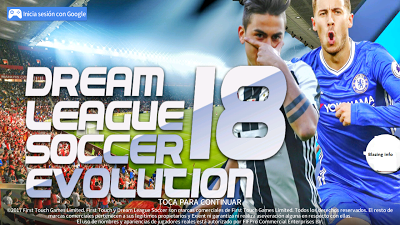 Dream League Soccer 2018 (DLS 18) Apk + Obb Data Download
