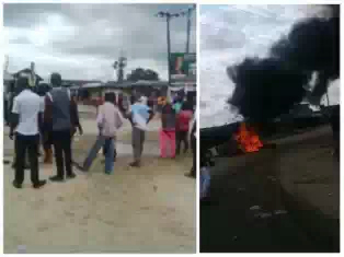 Just In: Ipob Members And Hausas Clash Heavily At Port Harcourt