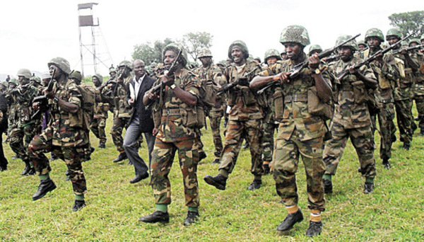 Army To Begin 'Exercise Egwu Eke' II In Abia, Anambra, Enugu On Friday