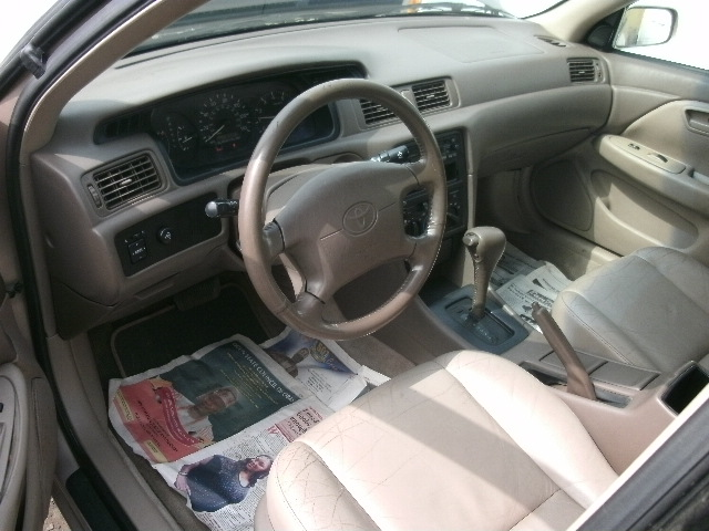 1999 Toyota Camry V6 Engine Leather Interior 1 1m