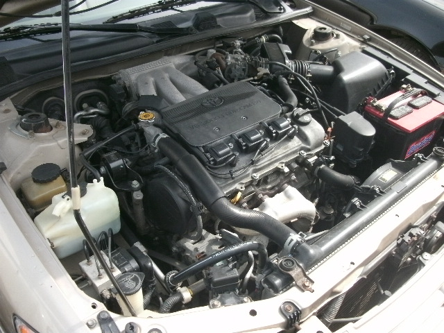 1999 Toyota Camry (v6 Engine, Leather Interior) @ 1.1m ...