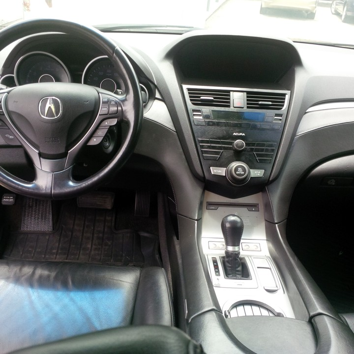2011 Acura Zdx Tokunbo For Sale Super Clean