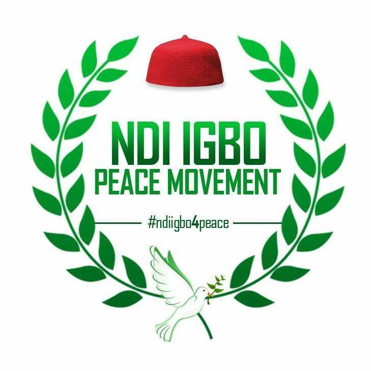 "Newly Formed Group ""Ndi Igbo Peace Movement"" Set To Meet Arewa Youths"