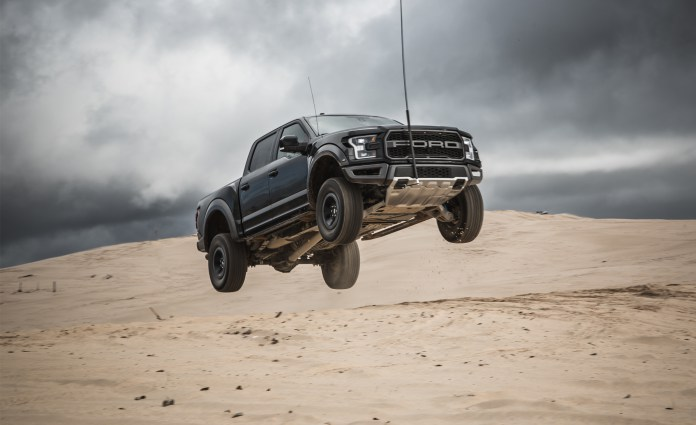 monster automobile ford   raptor  autos nigeria