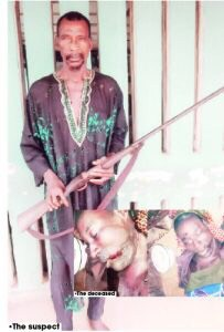 Hunter Kills Younger Brother In Kogi In The Farm, Claims He Saw A Monkey On Tree