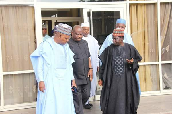 Northern Governors Visit South East
